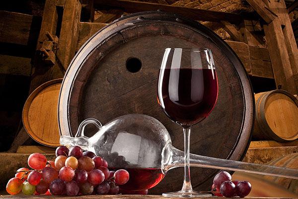 Κόκκινα κρασιά